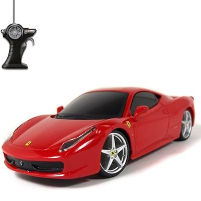 1:24 스케일 페라리 알씨카/무선/Ferrari RC/무선조종
