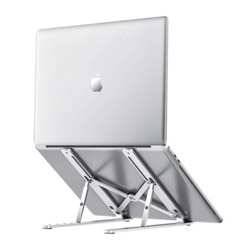 DK 접이식 노트북 맥북 거치대 받침대 알루미늄 휴대용 랩탑 스탠드