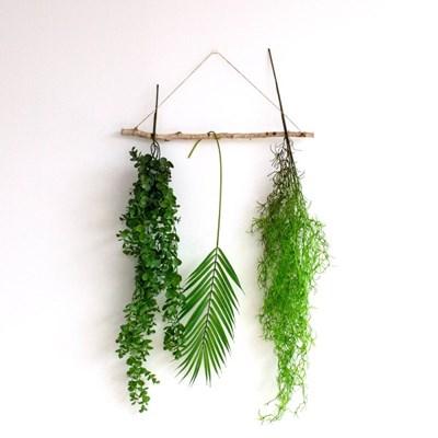 DIY 자작나무 막대 가랜드(마끈 포함)