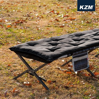 카즈미 코트 토퍼 K20T1C008 / 야전침대 매트 쿠션 보온 커버