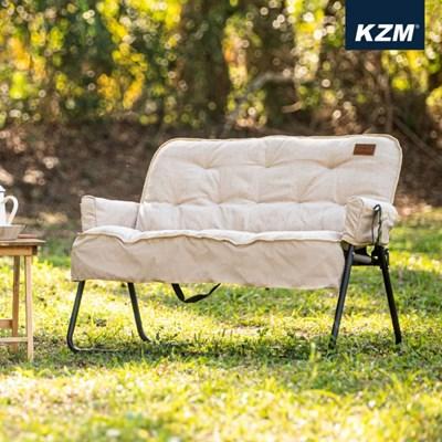 카즈미 포레스타 소파 토퍼 K20T1C015 / 벤치전용 체어보온 커버