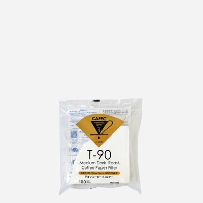 카펙 종이필터 MC4 - 4컵 화이트 (100p)_(1622955)