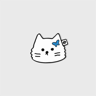 Face awesome cat(뱃지)_(1684610)