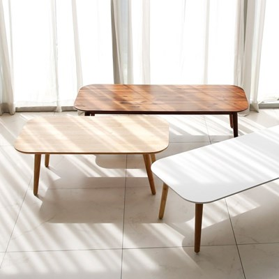 팀버에이치 원목 테이블 택1
