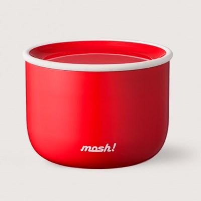 [MOSH] 모슈 라떼 런치박스 480 레드
