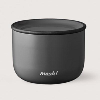 [MOSH] 모슈 라떼 런치박스 480 블랙