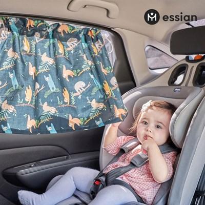 에시앙 차량용 햇빛가리개 (나무늘보)_(979393)