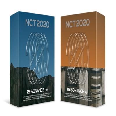 NCT (엔시티) - The 2nd Album RESONANCE Pt.1 (Kit Ver.)