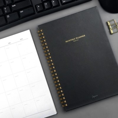 Reservoir Monthly Planner A5 - Hard Cover (먼슬리 플래너)