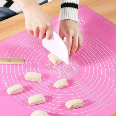 대형 실리콘 반죽매트 베이킹작업판 매트 패드 제빵작업대