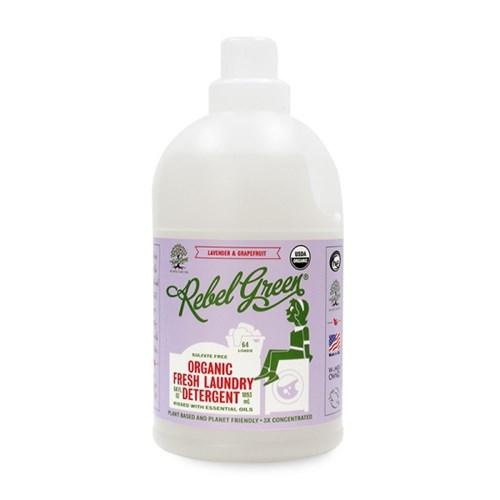 레벨그린 유기농 세탁세제(라벤더&자몽) 1.893L
