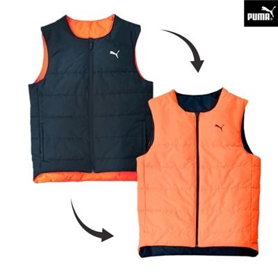 푸마 TKD 패드 조끼 블랙/오렌지 929906_02_(273399)