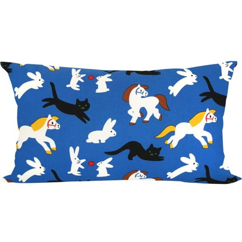 30 Kittybunnypony Cushion by Virginie Morgand