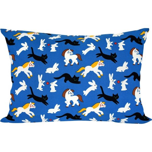 Kittybunnypony Pillowcase by Virginie Morgand