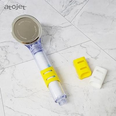 아토젯 샤워기1개+이동식 거치대 매직홀더(색상선택)_(2657303)