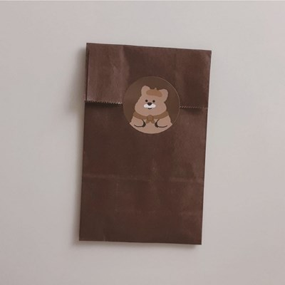 [득텐전][영이의숲]꽃카 스티커 미니 랜덤팩