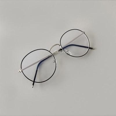 눈보호안경 블루라이트 남녀공용 라운드안경 전자파안경 자외선안경