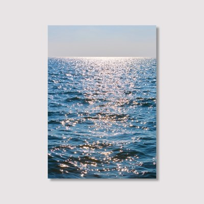 The West Sea (5070 size) - Jitten 인테리어 포스터