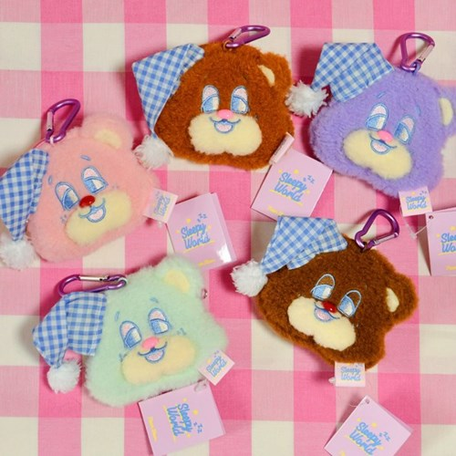 SLEEPY WORLD Pouch_Baby TeddyzZ
