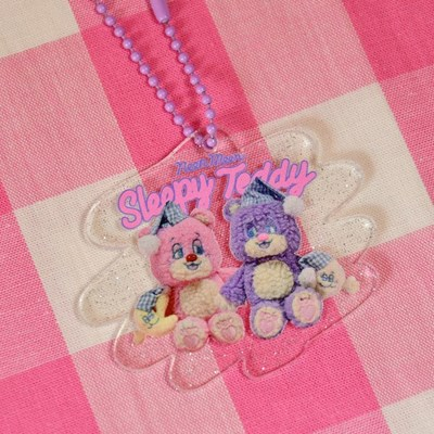 NEONMOON Sleepy TeddyzZ Key Holder