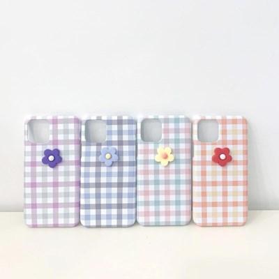 미니플라워체크 케이스-아이폰/LG기종