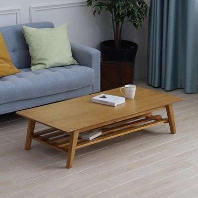 라헨느 모던 접이식 원목 선반 테이블 1200 3컬러