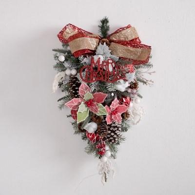 노벌티벽걸이트리 60cmP 크리스마스 장식 소품 TRHMES