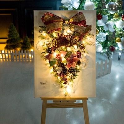 노벌티캔버스트리 70cmP(이젤증정) 크리스마스 TRHMES