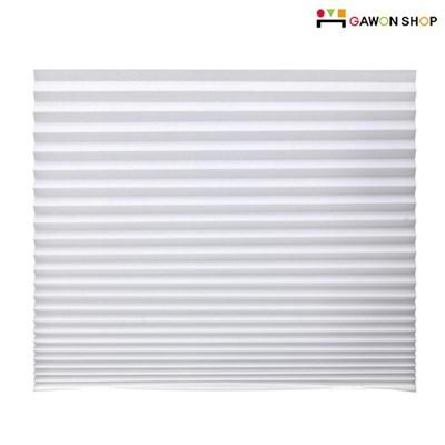 이케아 SCHOTTIS 주름식 블라인드 (화이트/90x190cm)