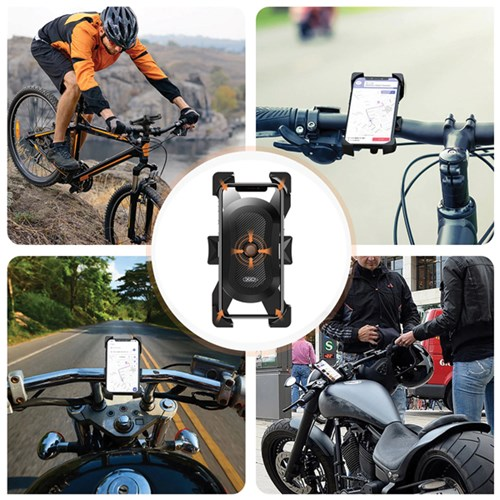 XO C51 스마트폰 원터치 자전거 거치대
