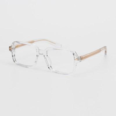 [SBKA]Dash-C02 투명 사각 안경테