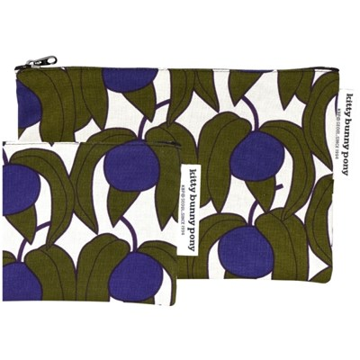 Goldenberry Pouch by Jessica Nielsen