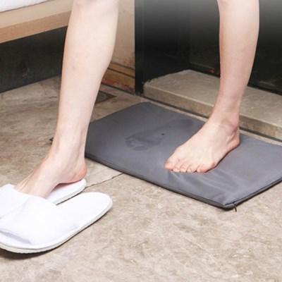 빨아쓰는 규조토발매트 2세대 갓샵 욕실 화장실 발 매트 자취생선물