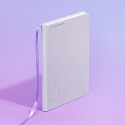[한정판매] 2021 다이어리 - 돌핀그레이