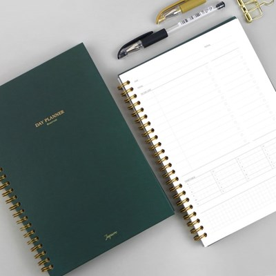 Reservoir Day Planner A5 - Hard Cover (데일리 플래너)