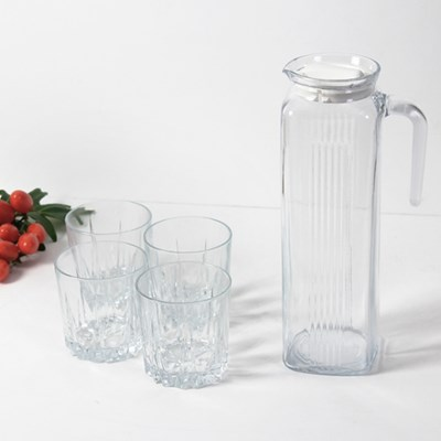 엔젤 물병 & 컵 5세트