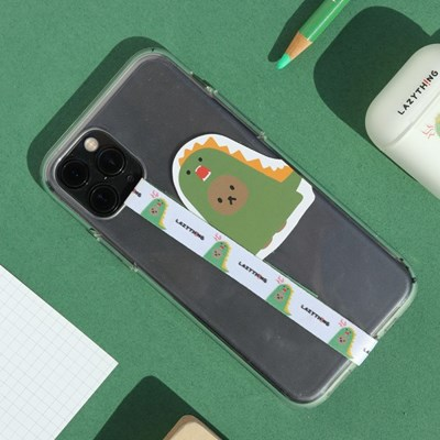 LAZYTHING KID BEAR DINO PHONE STRAP_(308730)