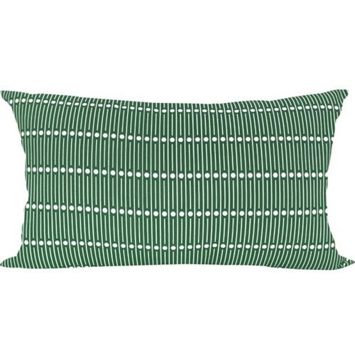 30 Miller Green Cushion