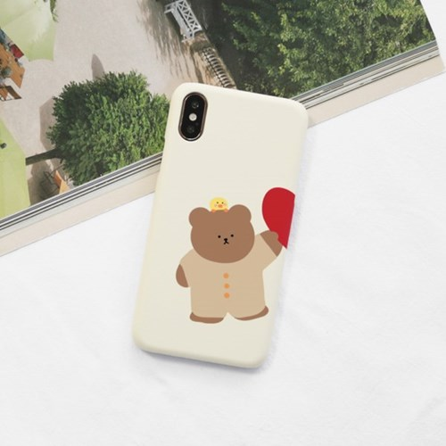 커플파자마(오리곰) 278 아이폰/LG