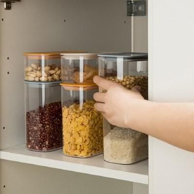 온나 슬림 냉장고 투명 보관용기