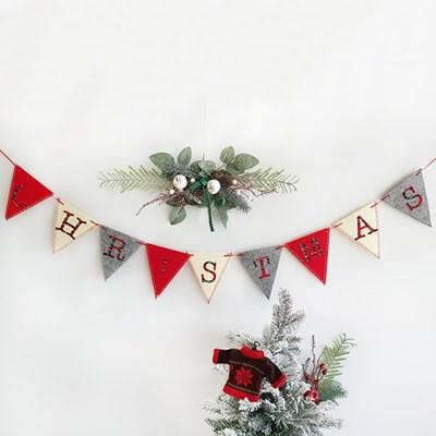 크리스마스 깃발 가렌더