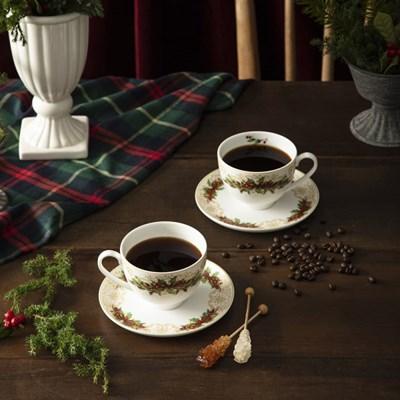 [크리스마스] 윈터그리팅 커피세트 (2인조)_(366513)
