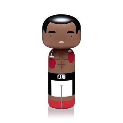 [Lucie Kaas] Kokeshi dolls - Muhammad Ali (무하마드 알리)