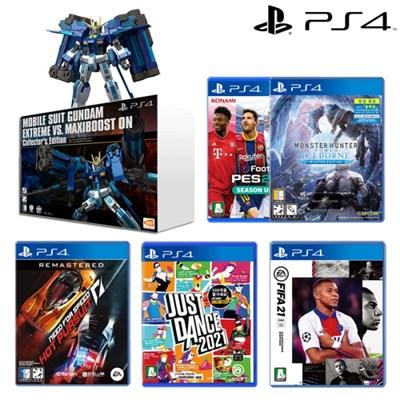 PS4 게임 타이틀 모음전