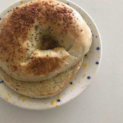 유니크 도트 홈카페(케이크 / 과일 / 디저트) 라운드 접시