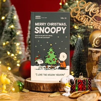 스누피로 미리 크리스마스