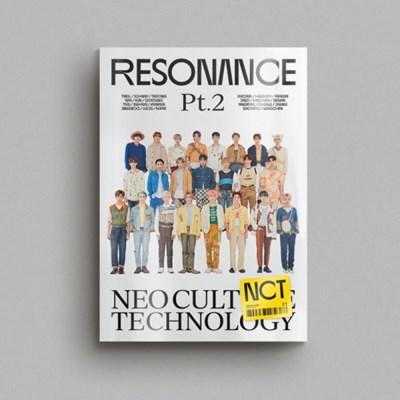 NCT(엔시티) - The 2nd Album RESONANCE Pt.2 (Departure Ver.)