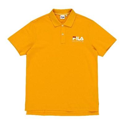 휠라 리니어 베이직싱글 넥 셔츠 FLFL8S2C03_(1953990)