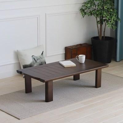 늘솔길 소나무 원목 다용도 좌식 테이블 1100