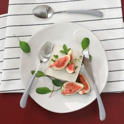 몽블랑 스완 실버 커트러리 11color - 아동용 양식기 3종세트